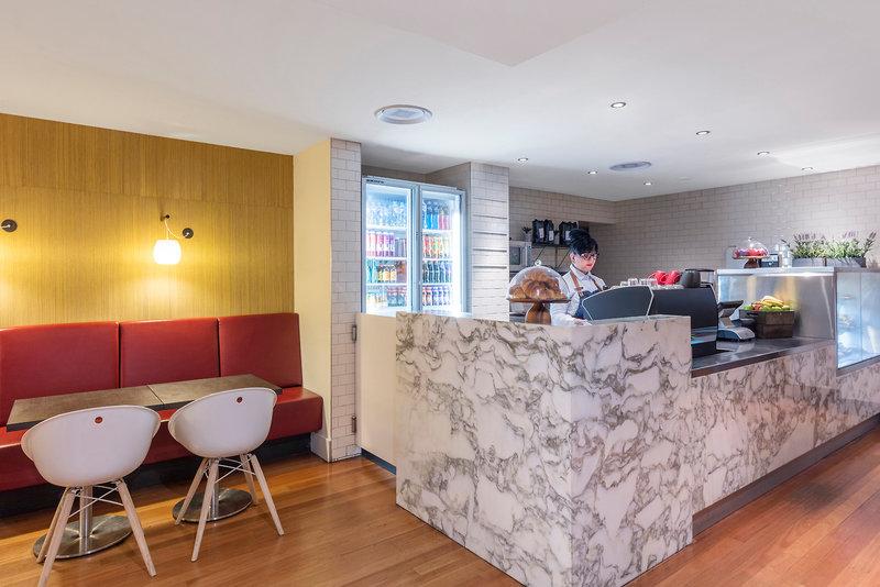 Mercure Brisbane King George Square Restaurant