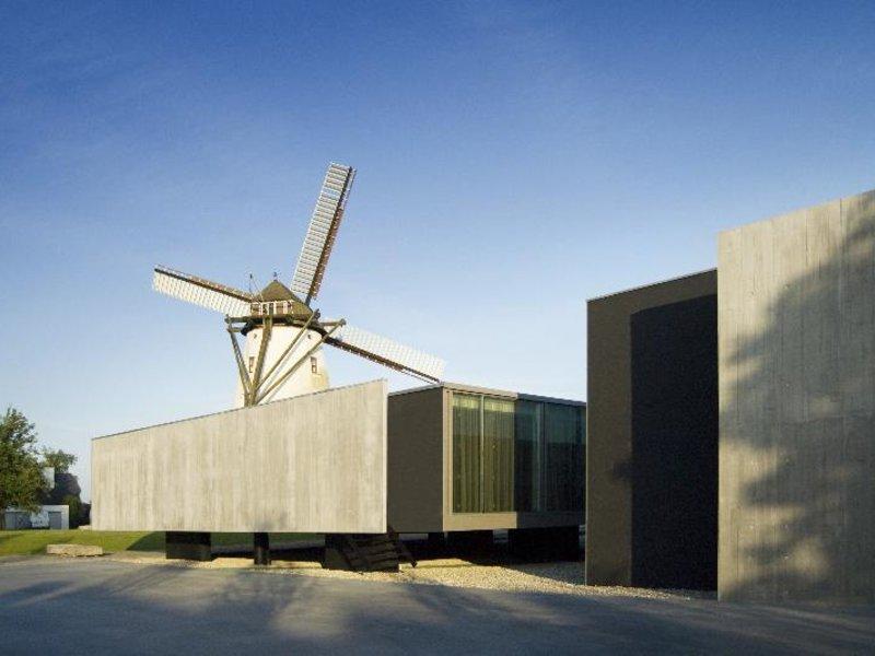 d-hotel Kortrijk Terrasse