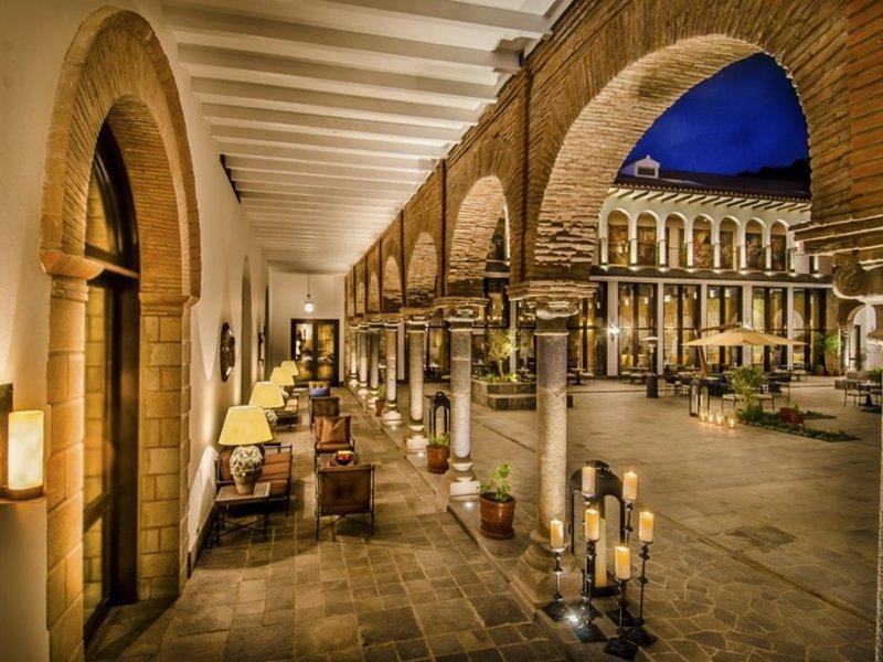 JW Marriott El Convento Cusco Lounge/Empfang
