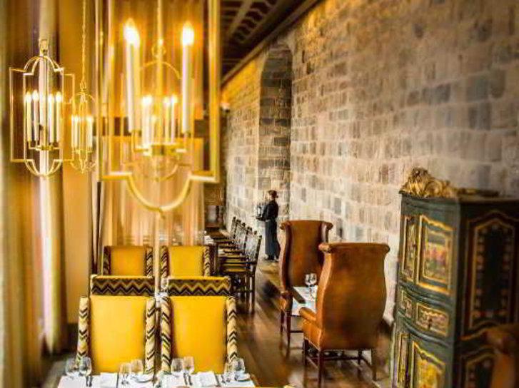 JW Marriott El Convento Cusco Restaurant