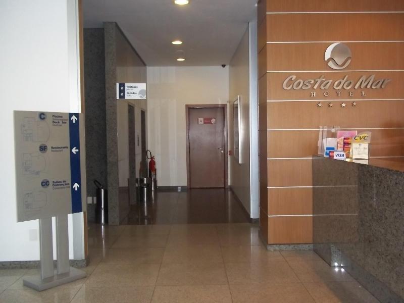 Costa do Mar Lounge/Empfang