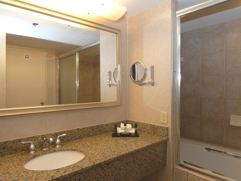 Embassy Suites by Hilton Dallas Love Field Badezimmer