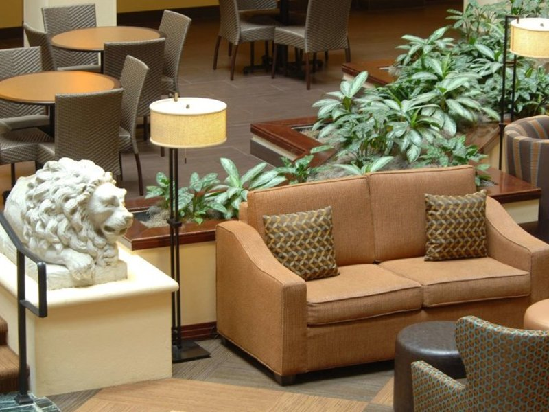Embassy Suites by Hilton Dallas Love Field Lounge/Empfang