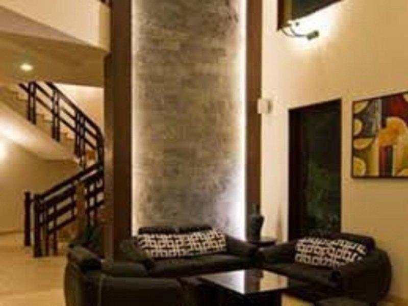 Nagoa Grande Lounge/Empfang