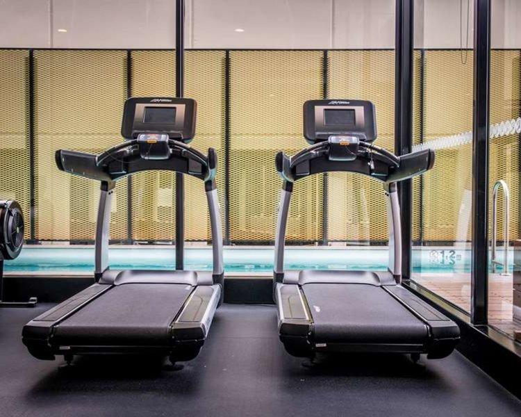 Rydges Fortitude Valley Sport und Freizeit