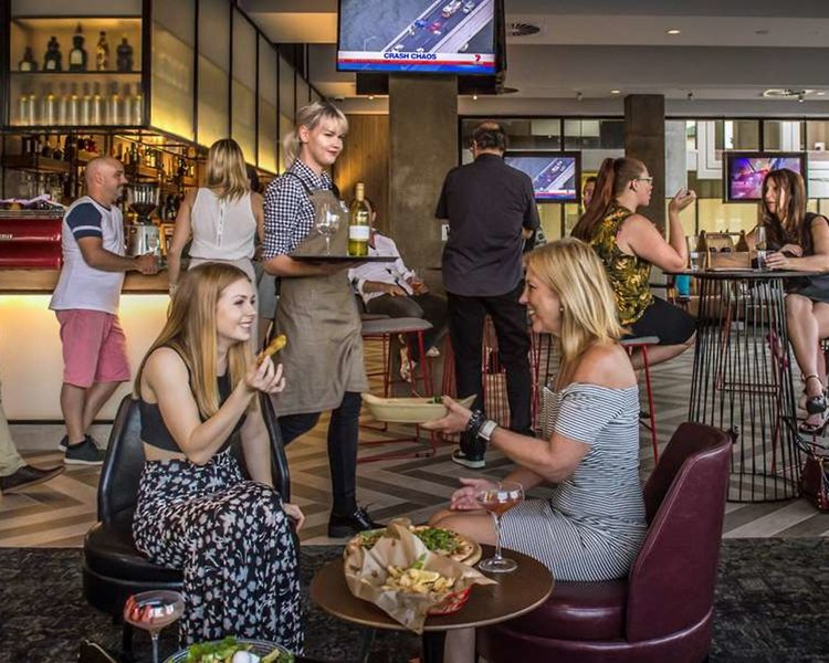 Rydges Fortitude Valley Restaurant