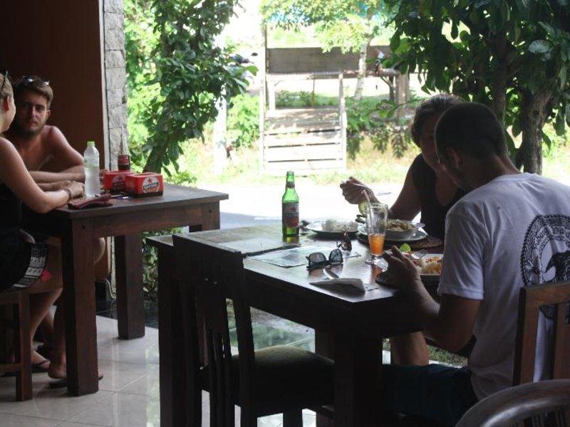 Mamo Hotel Uluwatu Restaurant