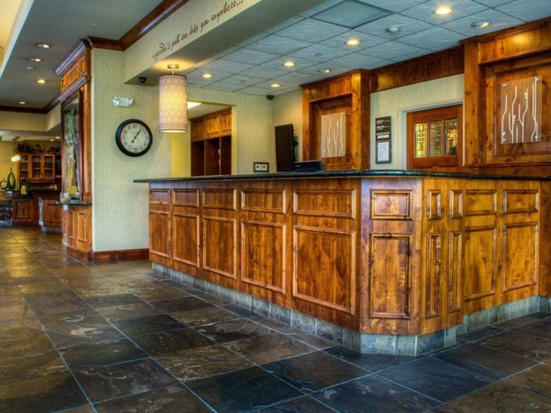 Hilton Garden Inn Boise Eagle Lounge/Empfang
