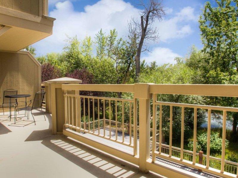 Hilton Garden Inn Boise Eagle Terrasse