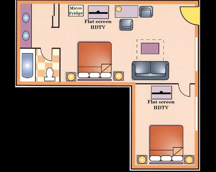 Best Western Plus Raffles Inn & Suites Modellaufnahme