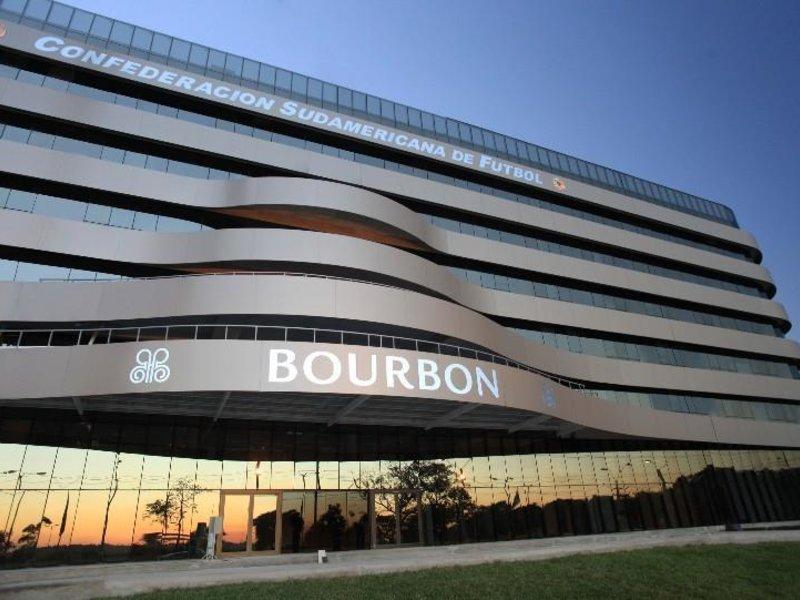 Bourbon Conmebol Asuncion Convention Hotel Außenaufnahme