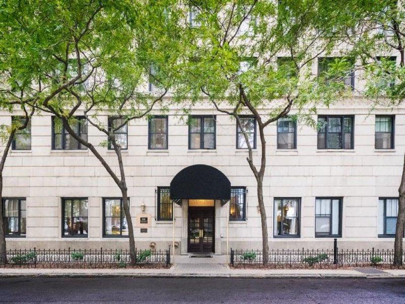 Dewitt Hotel & Suites Außenaufnahme
