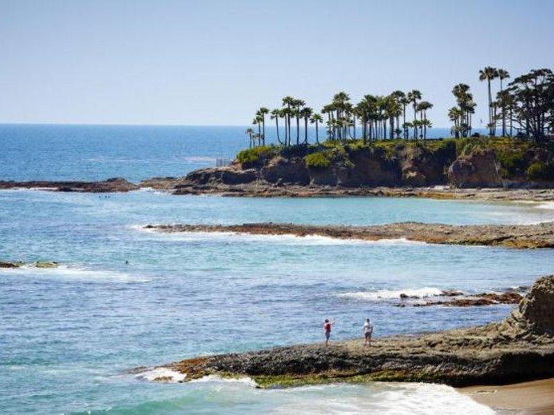 Laguna Beach House Landschaft