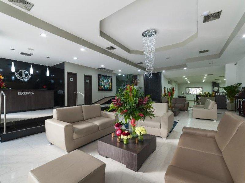 Vizcaya Real Lounge/Empfang