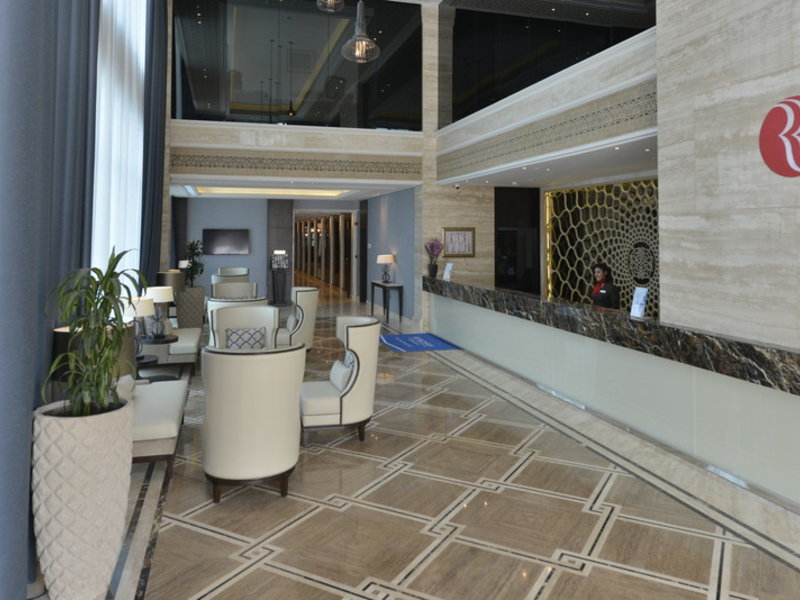 Ramada by Wyndham Manama City Centre Lounge/Empfang