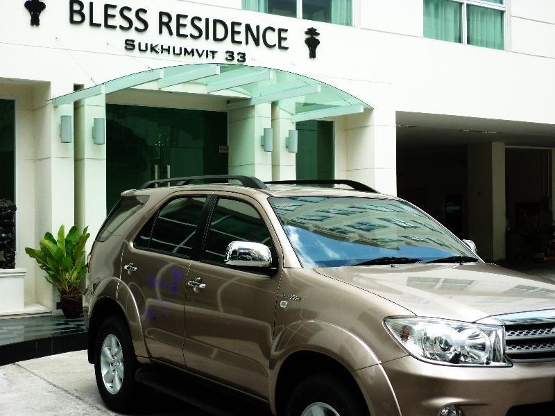 Bless Residence Außenaufnahme