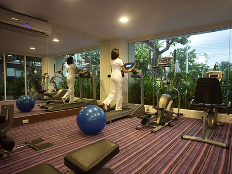 Suvarnabhumi Suite Sport und Freizeit