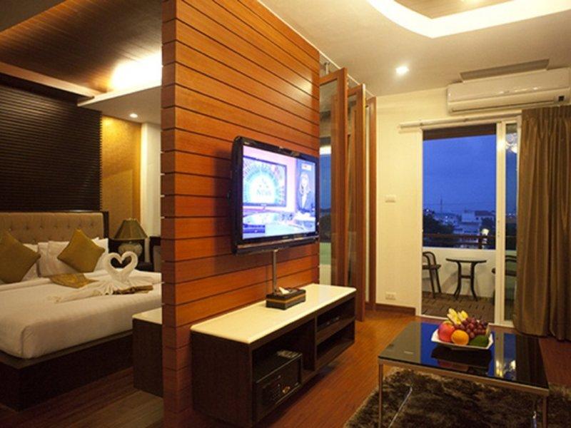 Suvarnabhumi Suite Wohnbeispiel