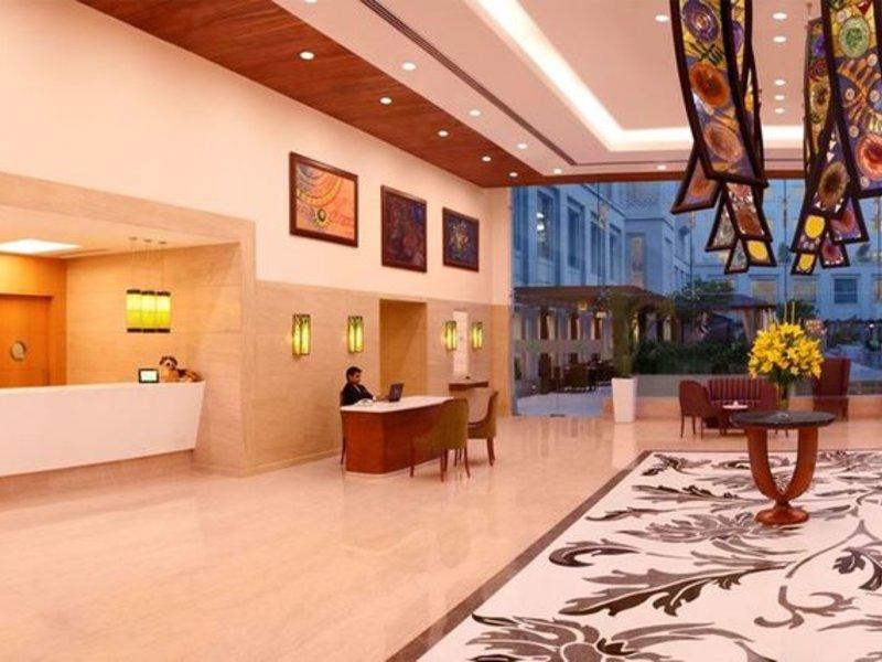 Lemon Tree Premier Delhi Airport Lounge/Empfang