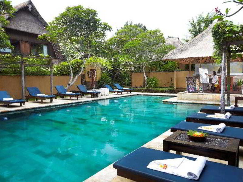 The Sungu Resort & Spa Pool