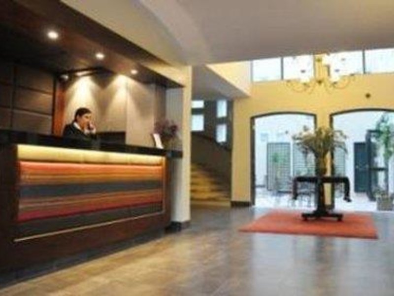 Los Portales Hotel Cusco Lounge/Empfang