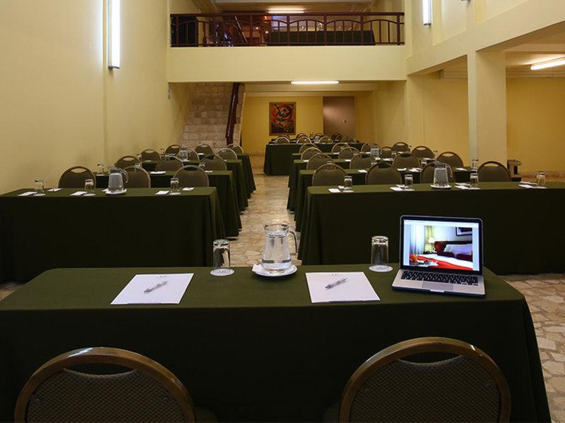 Los Portales Hotel Cusco Konferenzraum