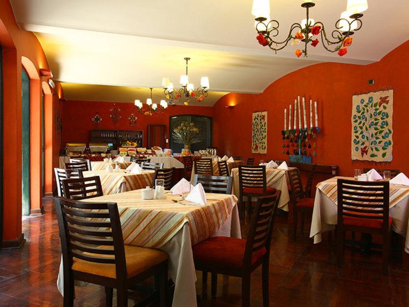 Los Portales Hotel Cusco Restaurant