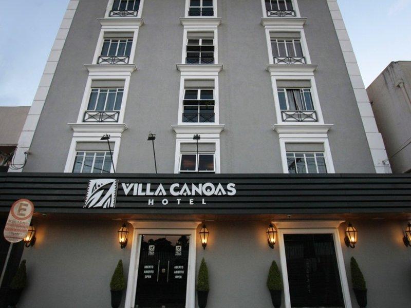Hotel Villa Canoas Außenaufnahme