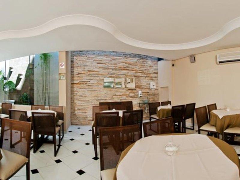 Hotel Villa Canoas Restaurant