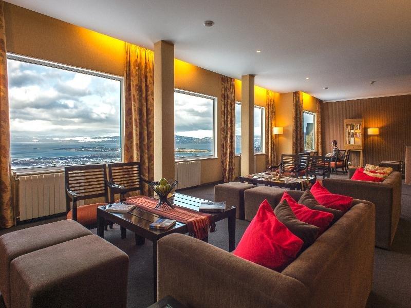 Hotel Los Acebos Lounge/Empfang