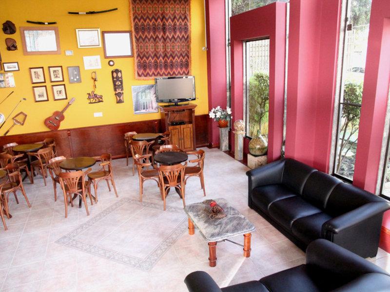 Flat Petras Residence Lounge/Empfang