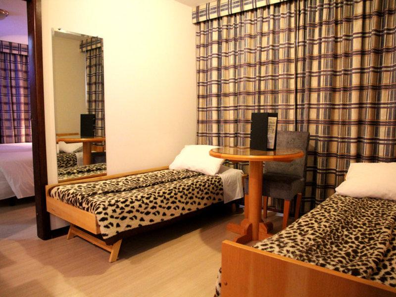 Flat Petras Residence Wohnbeispiel