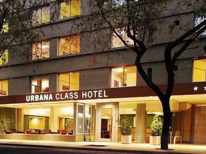Urbana Class Hotel Außenaufnahme