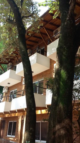 Kelta Hotel Iguazu Außenaufnahme