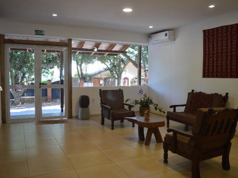 Kelta Hotel Iguazu Lounge/Empfang