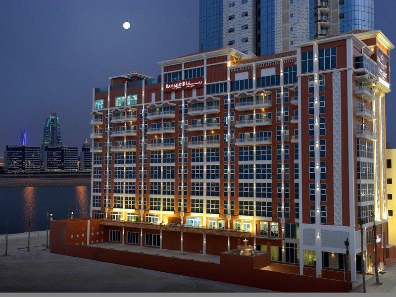 Ramada by Wyndham Manama City Centre Außenaufnahme