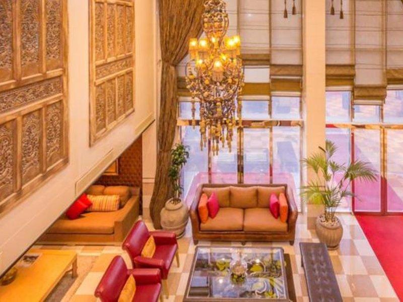 Elite Seef Residence Lounge/Empfang