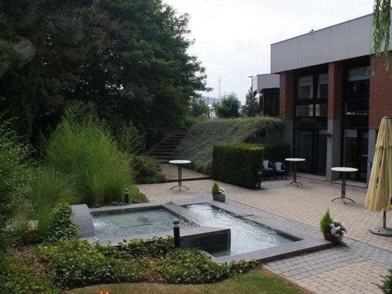 Les 3 Cles Garten
