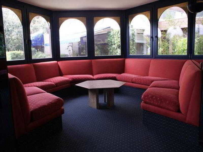 Les 3 Cles Lounge/Empfang