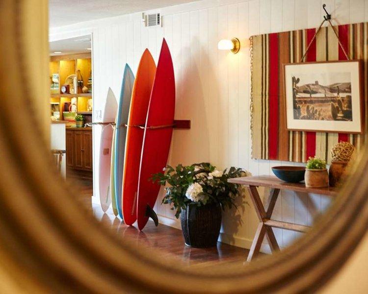 Laguna Beach House Lounge/Empfang