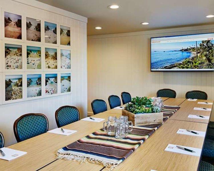 Laguna Beach House Konferenzraum