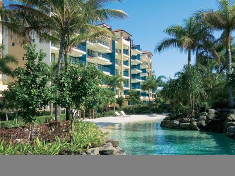 Oaks Seaforth Resort Außenaufnahme