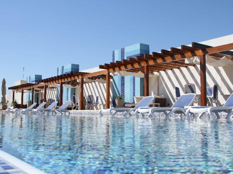Bourbon Conmebol Asuncion Convention Hotel Pool