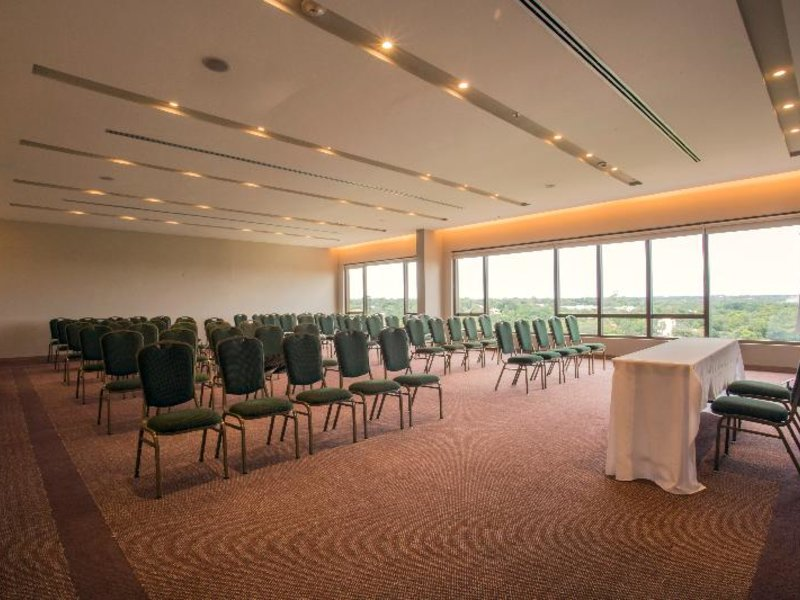 Bourbon Conmebol Asuncion Convention Hotel Konferenzraum