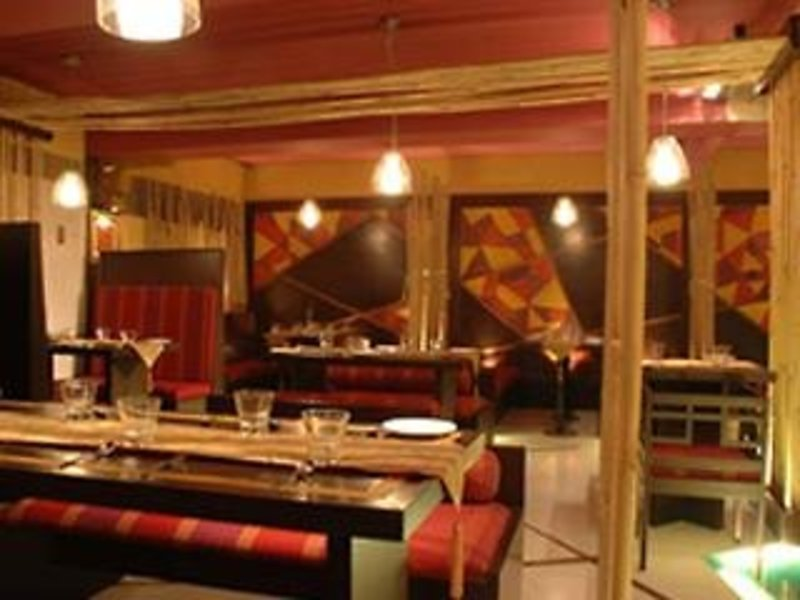 Ramee Guestline Khar Restaurant
