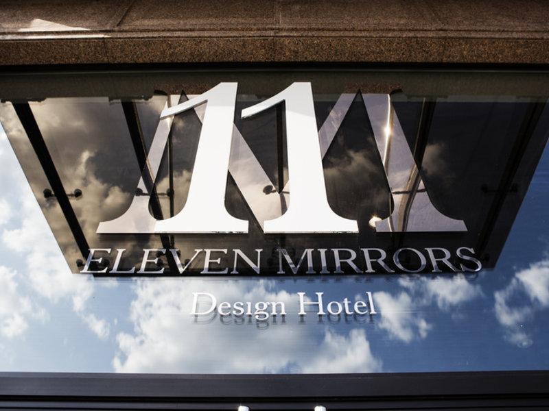 11 Mirrors Design Hotel Tiere