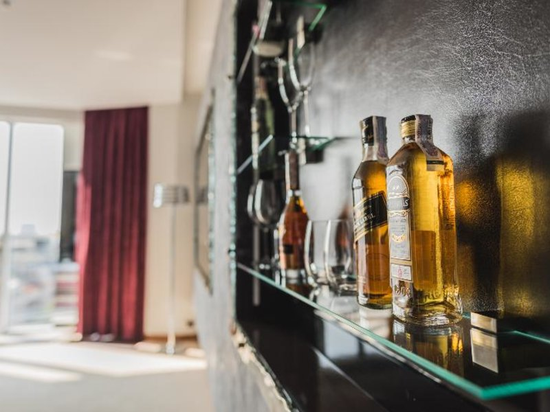 11 Mirrors Design Hotel Wohnbeispiel