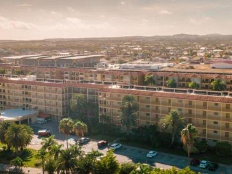 Tropicana Aruba Resort & Casino Landschaft