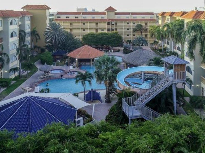 Tropicana Aruba Resort & Casino Außenaufnahme
