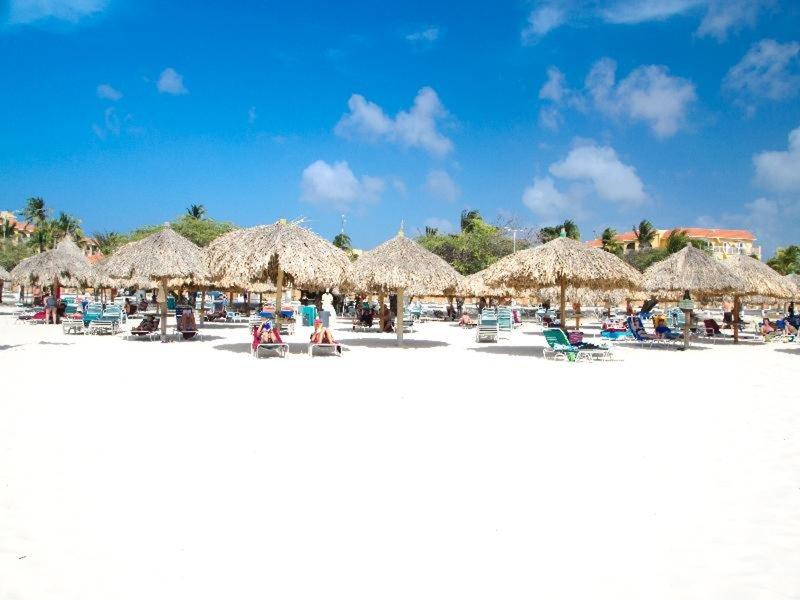 Tropicana Aruba Resort & Casino Strand